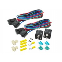 Dual Fan Wiring Kit - Universal 12V (1002)