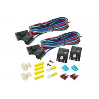 Dual Fan Wiring Kit - Universal 24V (1003)