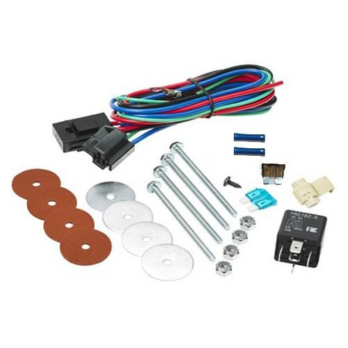 Universal Fan Mounting Hardware Kit 24V FANS (1001)