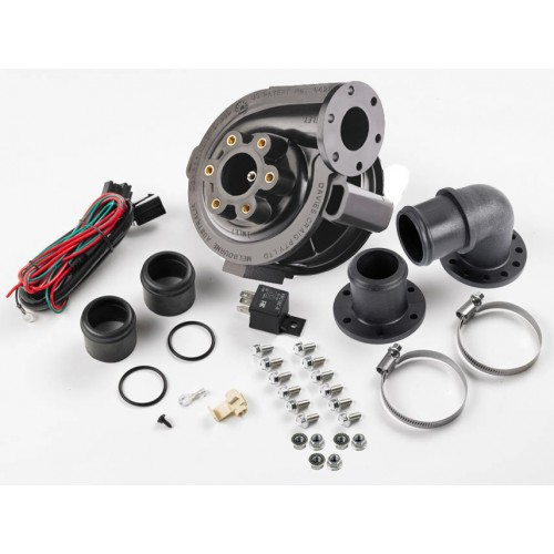 EWP80 Kit - 12V 80LPM/21GPM Remote Electric Water Pump (8005)