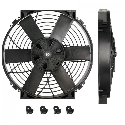 12 thermatic electric fan 12 volt 0162 for 12 volt electric fan motor