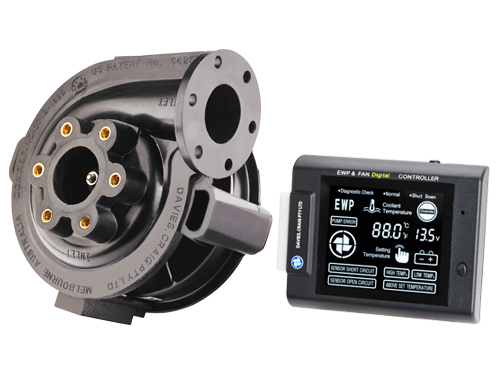 ELECTRIC WATER PUMPS (EWP's)