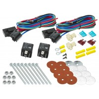 Dual Fan Mounting Kit - Universal 24V (1003)
