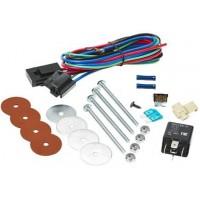 Single Fan Mounting Hardware Kit (24V) (1001)