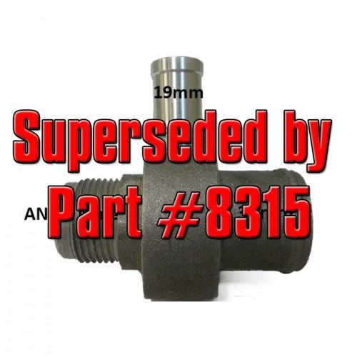 EWP Heater Return Kit (8380)