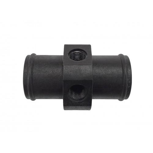 Adaptor - Nylon - In Line, 35mm (2 x 1/4