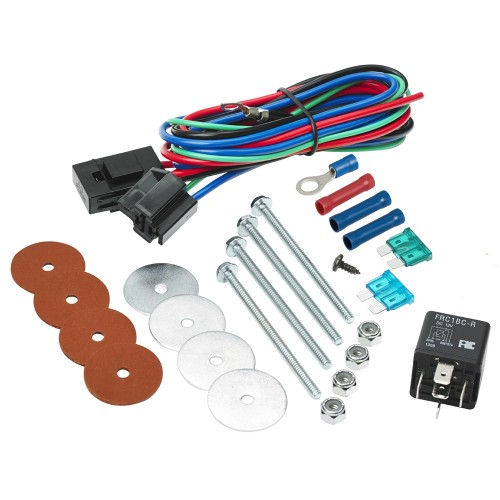 Universal Single Fan Mounting Kit (12V) (1000)