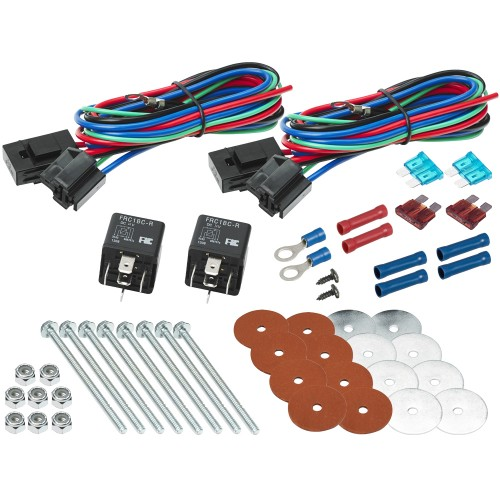 Universal Dual Fan Mounting Kit (24V) (1003)