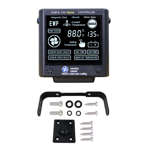 EWP® & Fan Digital Controller - (Module only) (8102)